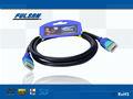Extensor de alta calidad Ethernet/3D 1.4V HDMI