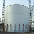 silos de almacenamiento de granos