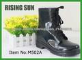 botas plasticas para la lluvia