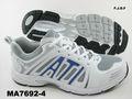 2013 caliente venta zapatos de atletismo zapatillas de deporte zapatos para caminar de los hombres