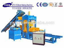 QT3-15 la fabricación de ladrillos de máquina