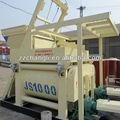 JS1000 1 metros cúbicos betoneira na China para venda