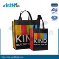 No tejido bolsa de tela/2014 china alibaba de compras en línea de diseño de moda no tejido bolsa de tela