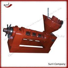 Aguacate tornillo prensa de aceite de la máquina/tornillo prensa de aceite