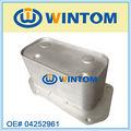 refrigerador de aceite de aluminio para piezas de repuesto de automóviles 04252961