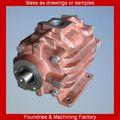Placa de la bomba de vacío rotativa leche en partes mecánicas y suministros de fabricación