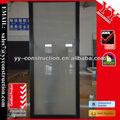 Estándar de australia grande de aluminio de la ventana fija a cumplir como/nzs2047 como/nzs2208& como/nzs1288