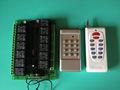receptor de satélite de control remoto universal