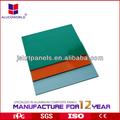 hoja de panel compuesto de aluminio