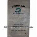 venta caliente para el pp bolso tejido para la alimentación animal y la industria de envases