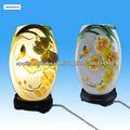lámpara de la fragancia de lujo de cerámica