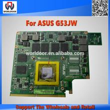 La tarjeta de vídeo para asus vga g53jw junta tarjeta gráfica n11e-gs-a1 p/n: 60-n3hvg1000-a01