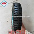 China fábrica de todos os tamanhos de pneus carrinho 400-8