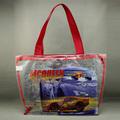 Promocionais sacos de praia, embalagens de pvc, pequenas matt pvc compo o saco