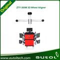 Más barato más reciente zty-300m rueda de alineación 3d la alineación de la máquina 3d alineaciónderuedas