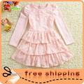 échantillon gratuit enfant bébé vêtements conceptions de robe de soirée jeune fille robes