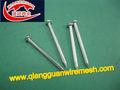 Suministro qualiy alta de hierro/común/cemento uñas de los miembros de alibaba durante cinco años
