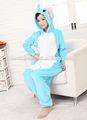 más barato 2014 salto tigger adultos pijamas de los animales de dibujos animados onesie sleeperware cosplay