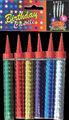 Cotillón Bengala Colores Cumpleaños Cadenaci Multicolor Los Fuegos Artificiales
