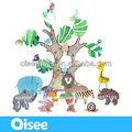 vidrio creativa de cartón de bricolaje juguete artesanal Mini Juguetes Jangle Animales