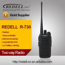 comunicación de dos vías de radio R-730