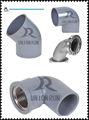 accesorios de tubería para tubería de pvc