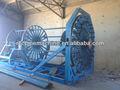 Jaula de alambre que hace la máquina para el drenaje de tubos de hormigón hgz800-2400