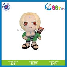 2014 alta calidad juguetes de peluche personalizados
