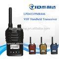 Pmr-446 walkie- talkie