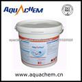 El hipoclorito de calcio CHC hipoclorito de calcio para la piscina Aquachem El hipoclorito de calcio al 70%