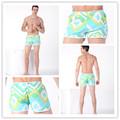 pantalones cortos de algodón de alta calidad de los pantalones de los hombres de la playa
