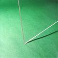claro de color del panel de plástico