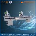 de aluminio y el perfil de pvc de la máquina de corte