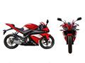 Moto 250yzf-r( de carreras de motos)