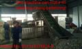 pe de los pp tejido bolso de la película densificador de reciclaje de la máquina