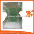descartáveis adulto amamentação fraldas para bebés fabricante na china