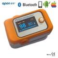 Berry Caliente! Salud cuidar FDA CE display OLED dedo oxímetro de pulso, oxígeno arterial SpO2 Monitor oximetro de saturación