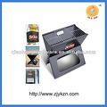 Venta caliente portátil de carbón de leña estufa/zn-1007 braai