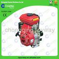 15HP iniciar elétrico pequeno motor a gasolina 190F único cilindro gasolina