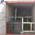 un precio más barato de la barra de ángulo de acero galvanizado y el ángulo del fabricante de China