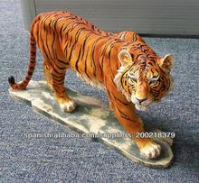 chino resina figura animal