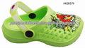 Zapatos de EVA zuecos de colores para niños