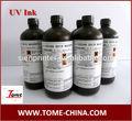 guangzhou toyoa uv de tinta para la impresora de cama plana