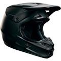 motor eléctrico negro casco casco motocross