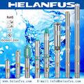 """3.5"""" 4"""" 6"""" acero inoxidable alimentado por energía solar de agua sumergible pumpswater impulsor de la bomba"""