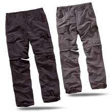 ropa de deporte de secado rápido convertibles pantalones