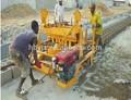 Qcm4-30 portátil diesel bloque de cemento que hace la maquinaria para la venta