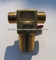 QF-T1M Válvula de GNC utilizado en cilindros del vehículo (20 MPa) 1/4TURN válvula de bola
