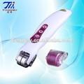 LED de la vibración 540 dns agujas derma rodillo