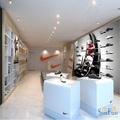 Venta al por mayor zapatos nike estante de exhibición/nike zapatos al por mayor/nike zapatos del deporte de la tienda
